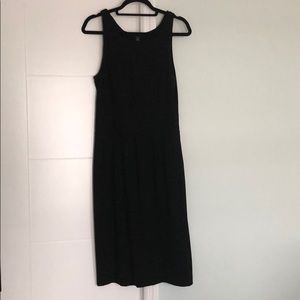 Black shift dress from Banana Republic, size 8
